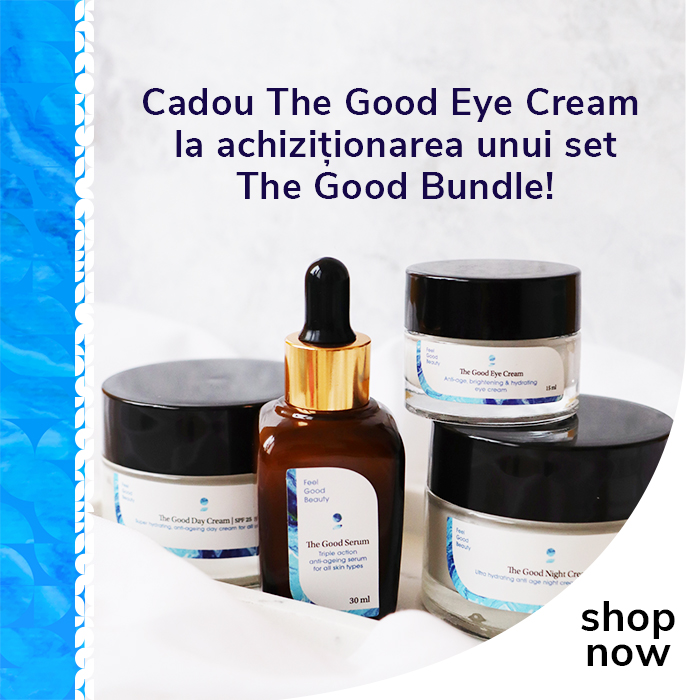 The Good Bundle - Rutina completă de îngrijire Feel Good Beauty