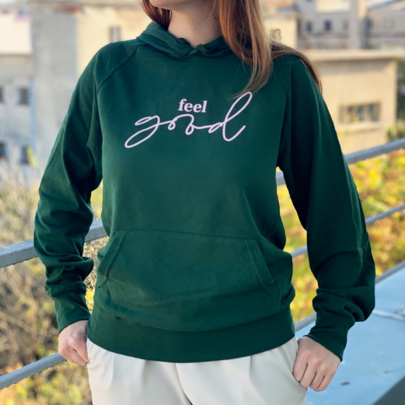 Hanorac / Sweatshirt Feel Good
