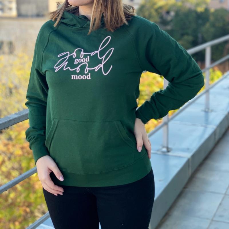 Hanorac / Sweatshirt Good Mood