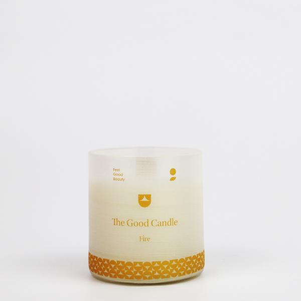 Lumânare parfumată The Good Candle - Fire